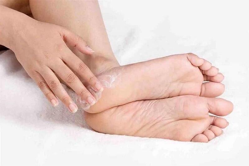 Grzybica stopy