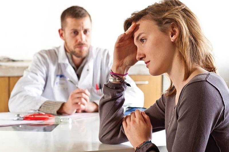 Choroby wywoływane depresją