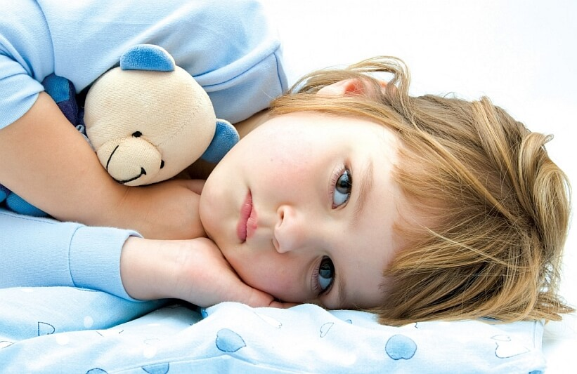 Bezsenność u dzieci