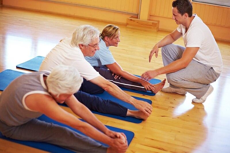 Ruch leczniczy i wypoczynek