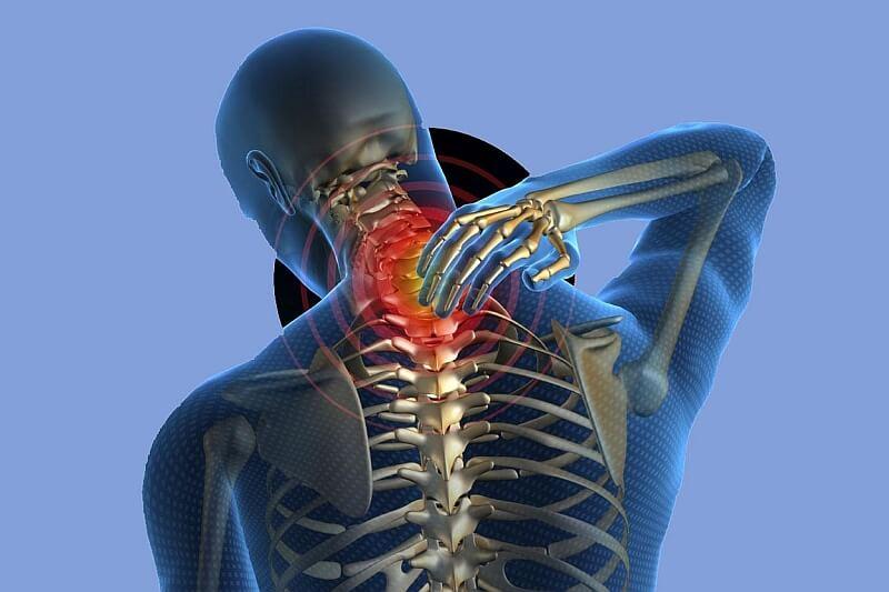 Zwyrodnienia szyjnego odcinka kręgosłupa