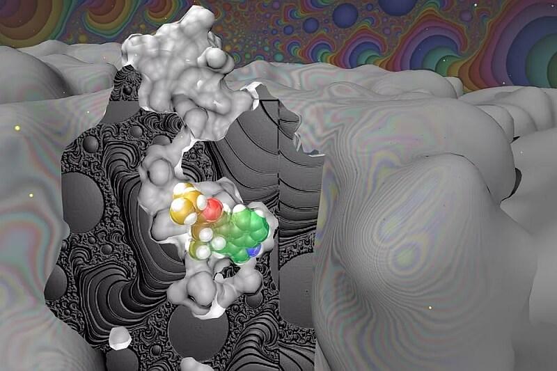 Absorpcja molekularnego śladu leku (2)
