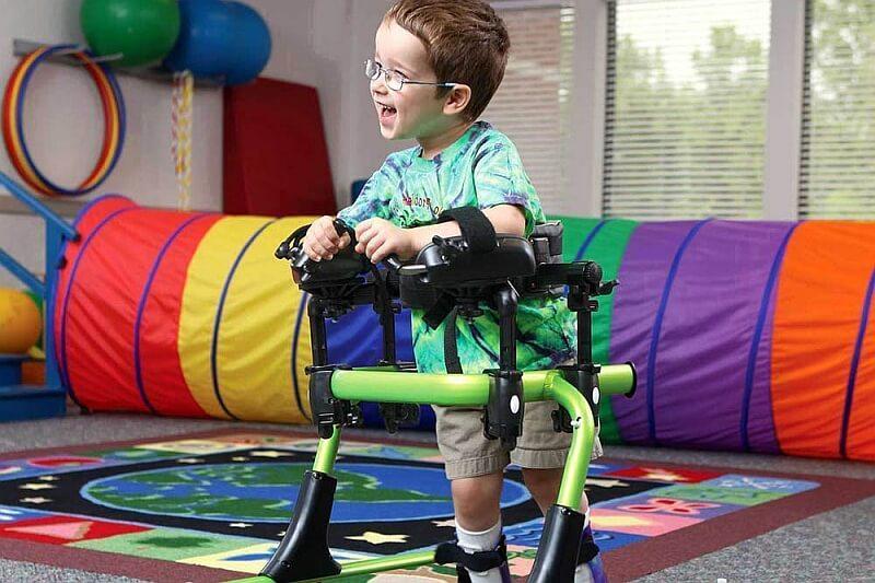 Mózgowe porażenie dziecięce – jaka rehabilitacja?