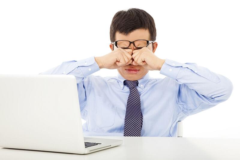 Komputer i oczy