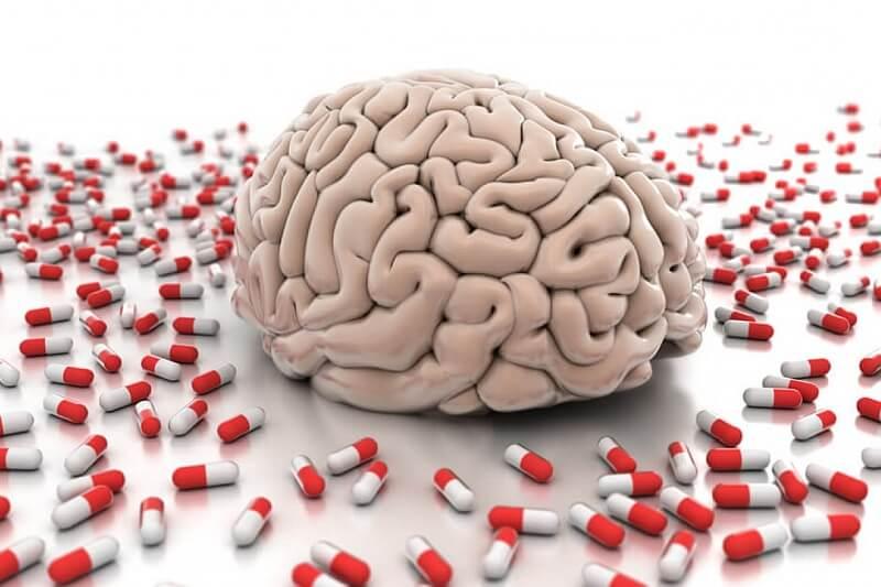 Niektóre ważniejsze leki przeciwdepresyjne