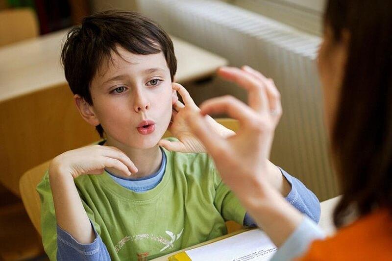 Wymowa głoski r u dzieci