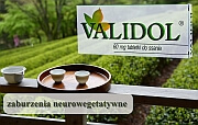 zaburzenia neurowegetatywne - validol - Validol