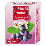 ziołowe cukierki - aronia - Cukierki_Aroniowe
