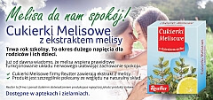 ziołowe wspomaganie - melisa - Cukierki_Melisowe