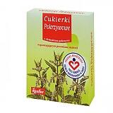 zioła w cukierkach - pokrzywa - Cukierki_Pokrzywowe