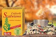 w zielarniach - szałwia - Cukierki_Szalwiowe