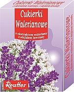 ziołowe cukierki - cukierki walerianowe - Cukierki_Walerianowe
