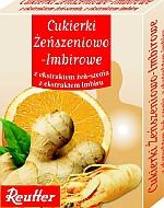 zioła - żeńszeń imbir - Cukierki_Zenszeniowo_Imbirowe